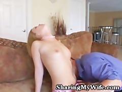 wife in