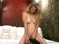 hot blond