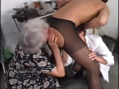 Japanese suck multiple cocks swallow