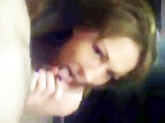 cum smile